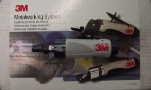 "3M Die Grinder 28629 Pneumatic Power 0.3 HP Motor 1/4"" Collet 25000 RPM USA"