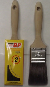"Linzer 2152-0200 2"" Pro Quality Brush Paint Brush 2pcs."