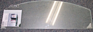 "Taymor 52-C20908FG Decorative Glass Shelf 8"" x 12"" x 36"" 8mm Thick Tempered"