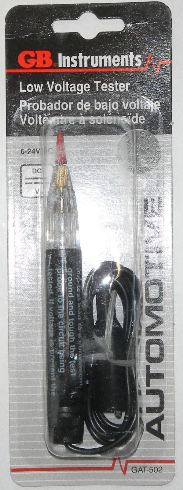 Gardner Bender GAT-502 Low Voltage Circuit Tester