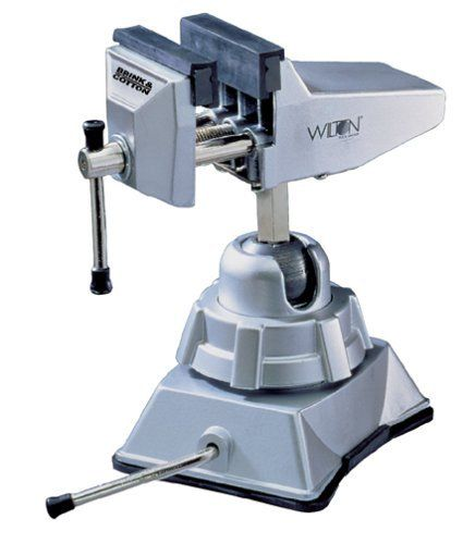 Wilton 63500 3VB Vacuum Base Vise 2-1/4