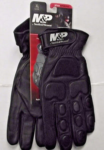 M&P by Smith & Wesson MP310 Premium Goat Skin Motorcycle Patrol Gloves X-Large