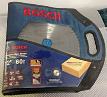"Bosch PRO1260GP 12"" x 60T Ripping / Crosscutting ATB Circular Saw Blade"
