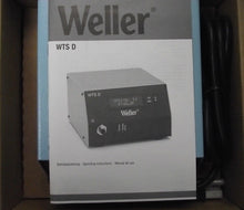 Weller T0053900299 Digital Power Unit For Torque Screw Driver Italy