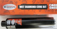 "Core Bore HOF80H35 05709 3-1/2"" Premium Wet Diamond Core Bit Segmented USA"