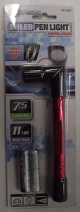 Performance Tool  W2360 2 IN 1 Swivel Head Led Pen Light