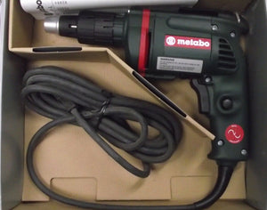 Metabo SE 5025 R+L Drywall Screw Gun Drill Germany