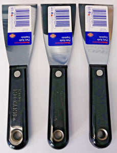 "Master Mechanic MM2250 2"" Putty Knife Flexible Blade (3 Knives)"