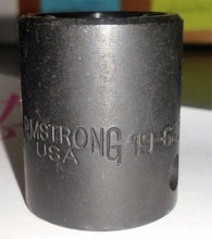 "Armstrong 19-620A 3/8"" Drive 6 Point Impact Socket 5/8"" USA"