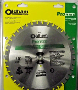 Oldham 100ST40 10 x 40 Steel Stud Cutting Carbide Saw Blade USA