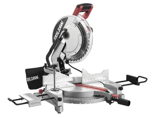 "SKIL 3821-01 12"" 15-Amp 4,500 Rpm Quick-Mount Compound Miter Saw w/ Laser"