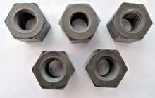 "Armstrong 79-845 5/8"" Bolt Diameter Hex Nuts USA 5 Pieces"