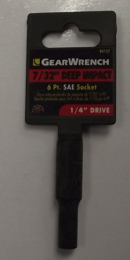 Gearwrench 84127 1/4