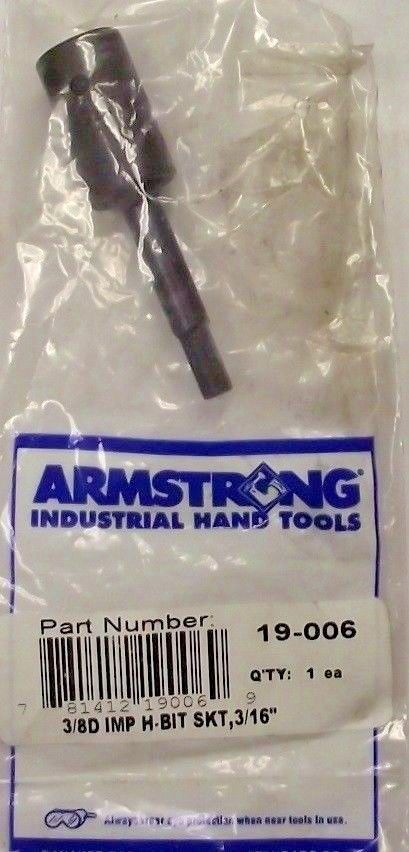 Armstrong 19-006 3/8
