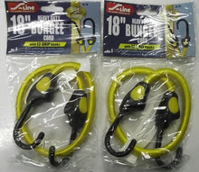"S-Line by Ancra SL79 18"" Heavy Duty Bungee Cords 2pcs."