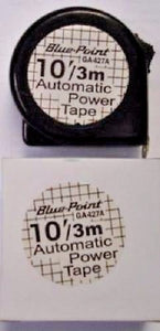 Blue Point 10' Tape Measure GA427A