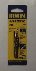 Irwin 90584 Speedbor #10 Countersink Quick Change Shank