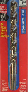 "Vermont American 12753 13/32"" Xtend Drill Bit 2 Pack"