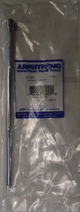 "Armstrong 10-924 1/4"" Drive 10"" Long Socket Extension USA"