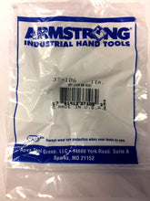 Armstrong 37-106 12PT 1/4DR Socket 6MM USA 3pcs
