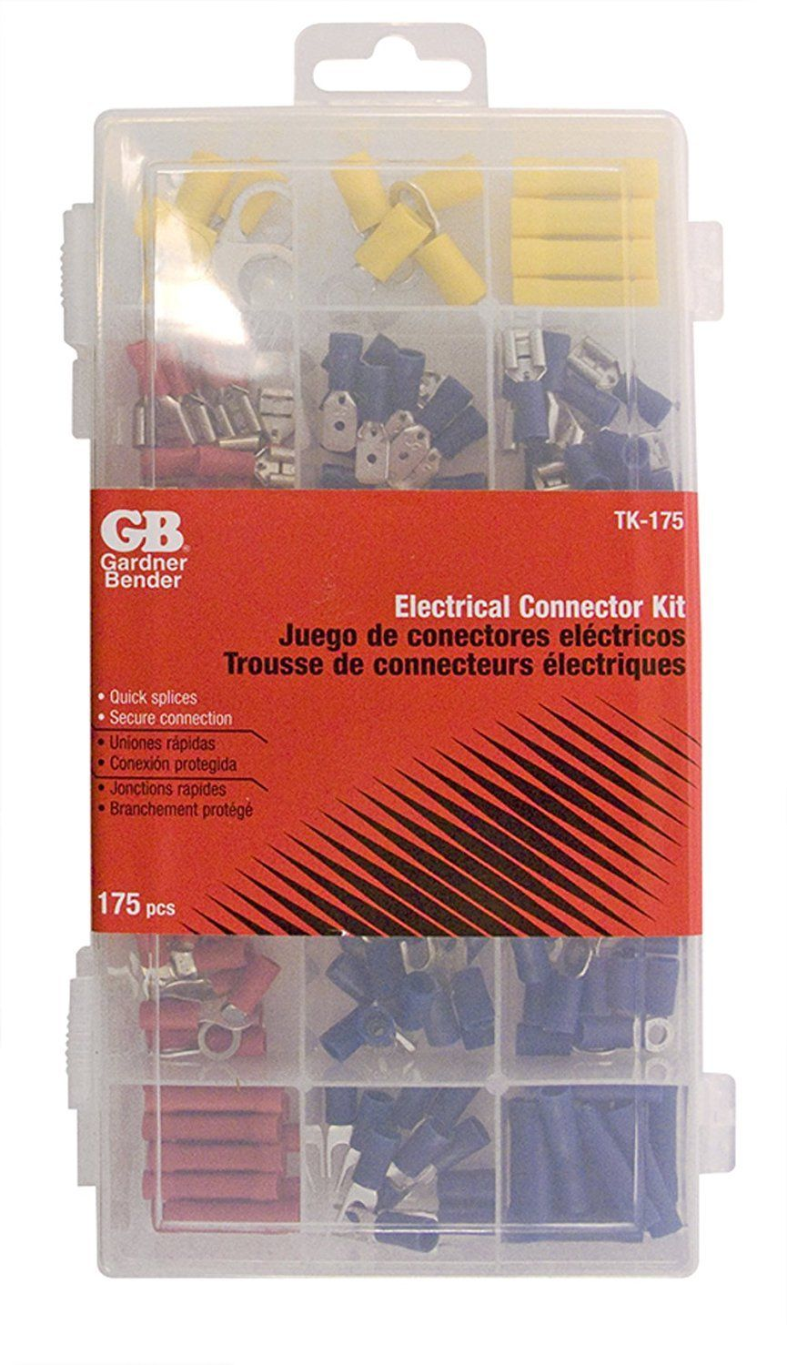 Gardner Bender TK-175 175 Piece Electrical Connector Kit