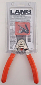 "Lang Tools 1434 ""Quick Switch"" Internal & External Snap Ring Pliers USA"
