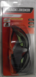 Black & Decker BD220-FC High Performance Safety Eyewear With Adjustable Temple