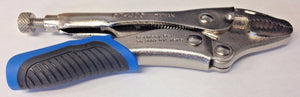 "Armstrong 67-405 5"" Quick Release Locking Plier with Curved Jaw"