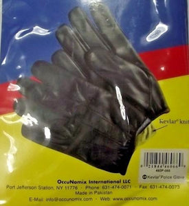 Occunomix 460P-066 2XL Kevlar Lined Police Gloves