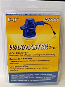 "Waxmaster by Wilton 5-6"" 4 Piece Bonnet Kit W555"
