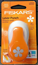 Fiskars 154630-1002 Small Burst Lever Punch