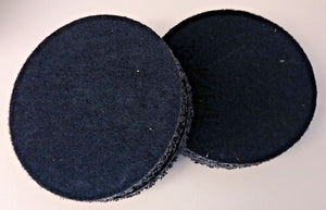 "3M Scotch-Brite 18355 5"" x NH Extra Coarse Black Coating Removal Disc 5 Pack USA"
