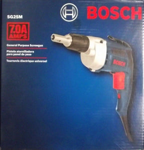 Bosch SG25M 2500 RPM General Purpose Screwgun 7.0 Amps Switzerland