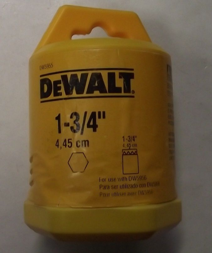 DEWALT DW5955 Bush Head 1-3/4