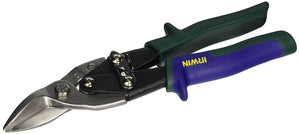 Irwin 2073112 Aviation Snips Right & Straight Cut Compound Leverage