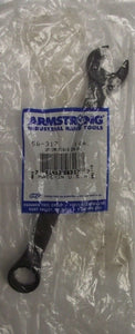 Armstrong 56-317 17mm 12 pt. Black Oxide Combination Wrench USA