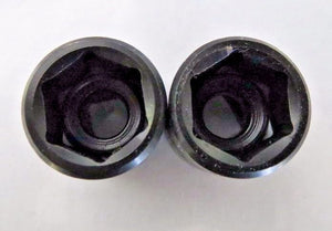 "KD 521320 5/8"" 3/8"" Drive Impact Socket 6 Point USA 2PCS"