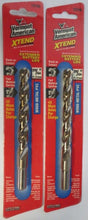 "Vermont American 12756 29/64"" Xtend Drill Bit 2 Pack"