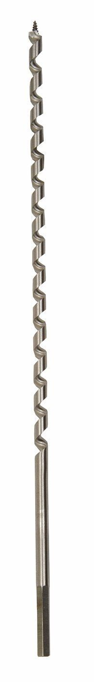 Irwin Industrial Tools 47406 3//8-Inch by 17-Inch Tubed Long Ship Auger Bit