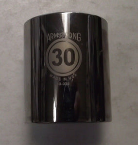 Armstrong 39-036 Mismarked 36mm 6pt Socket USA