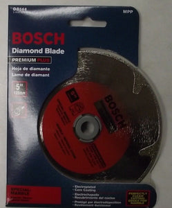 "Bosch DB568 Premium Plus 5"" Diamond Saw Blade"