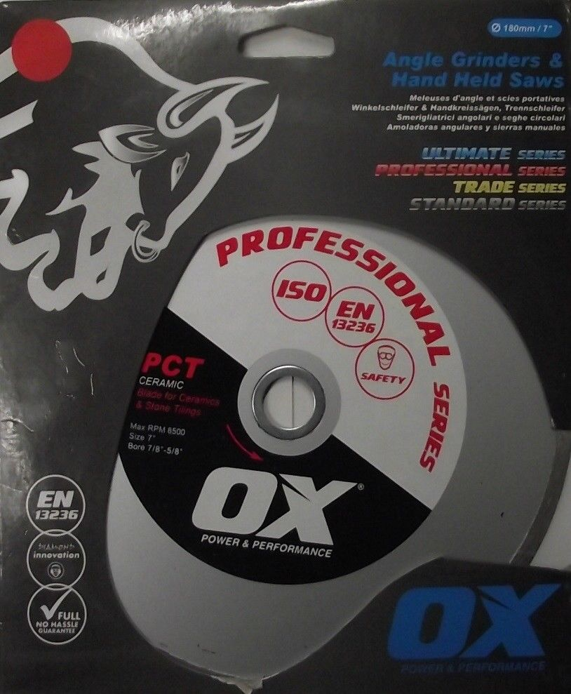 OX Professional OX-PCT-7 7