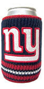 NFL 0718-8255 New York Giants Woolie Beverage Insulator