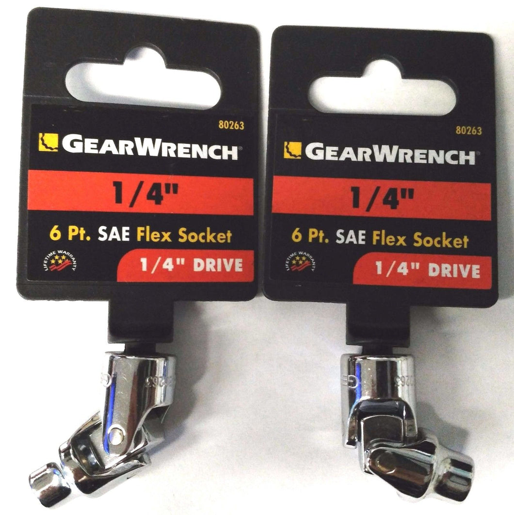 Gearwrench 80263 1/4