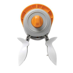Fiskars 158480-1001 3-in-1 Rotating Corner Squeeze Punch (Dot to Dot)