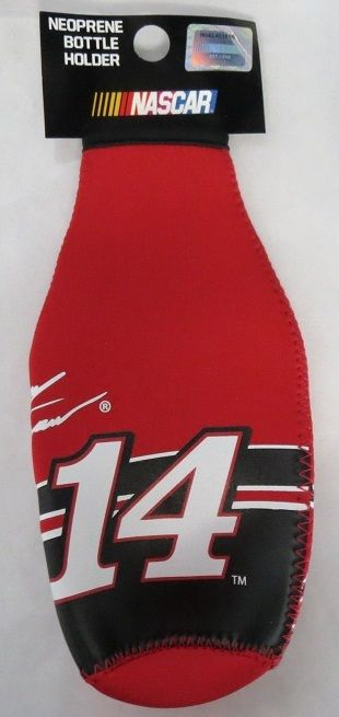 #14 Tony Stewart Nascar Neoprene Bottle Holder