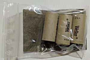 Weller 0058759726 Felt Vacuum Filters For WR 3M / WR2 3/Pack Germany
