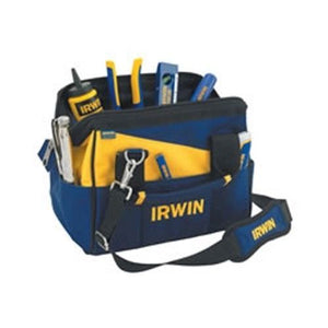 "Irwin Industrial Tools 4402019 12"" Contractor's Tool Bag"