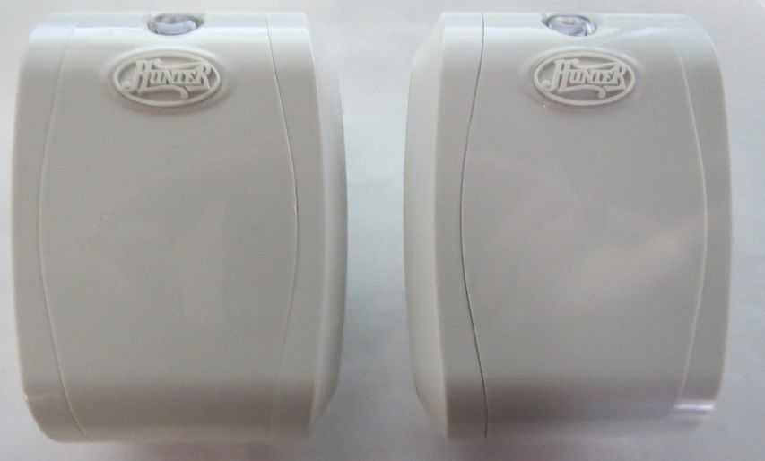 Hunter 45025 Nitetime Easy Set Timer 2 Packs