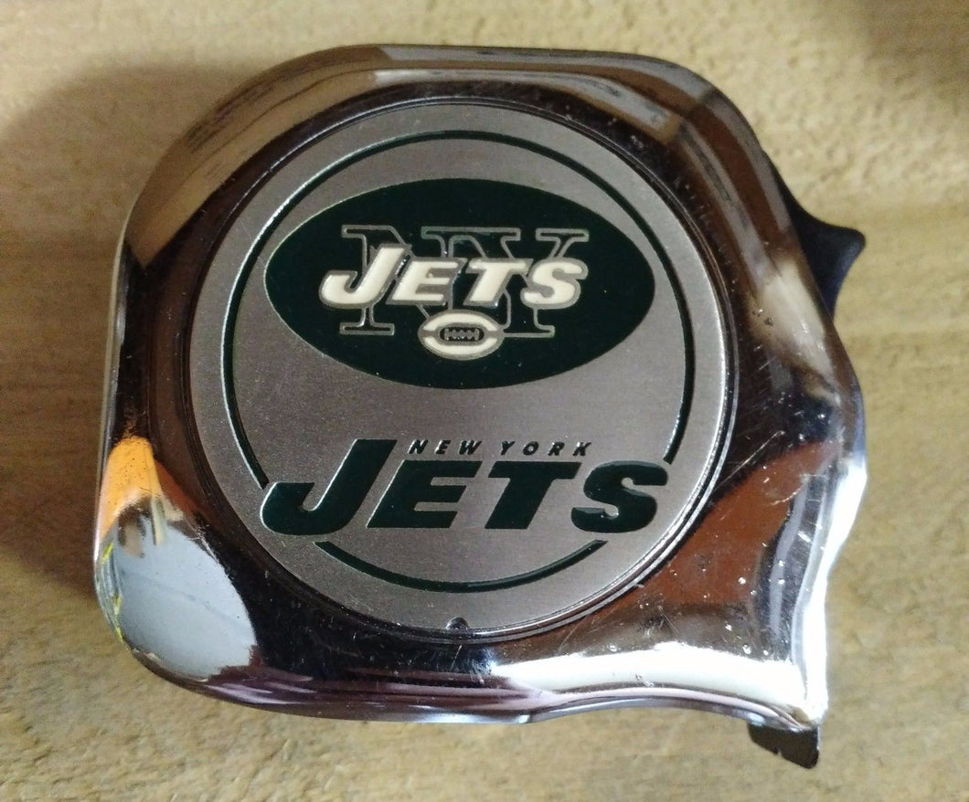 Great Neck 1' x 25' NFL Tape Measure New York Jets